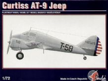 Pavla 72013 Model Kit 1/72 Curtiss AT-9 Jeep